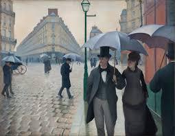 Das Montagsgefühl, Gustave Caillebotte