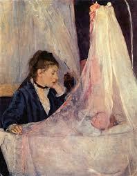 Schlafenszeit, Berthe Morisot